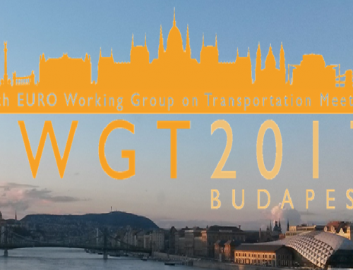 20th EURO Working Group on Transportation  – EWGT 2017